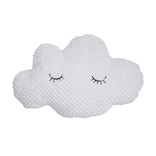 Bloomingville - kussen/sierkussen/kinderkussen/decokussen - Cloud/Wolke - 60 x 40 x 15 cm