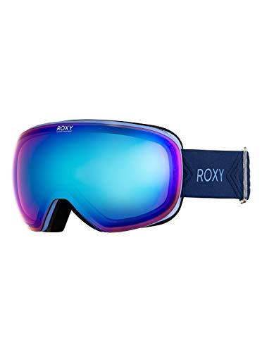 Roxy Damen Schneebrille Popscreen Medieval Blue