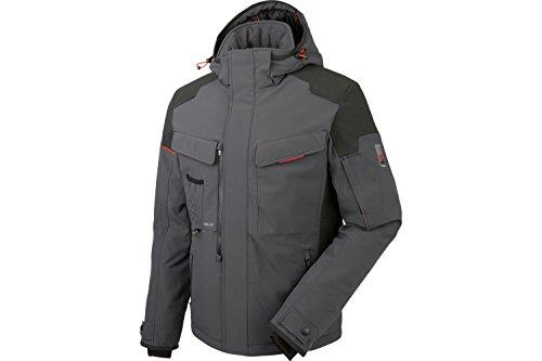 WÜRTH MODYF One Winter Softshelljacke: Die Arbeitsjacke für den Winter ist in der Größe XL & anthrazit verfügbar. Sowohl für die Arbeit als auch in der Freizeit!