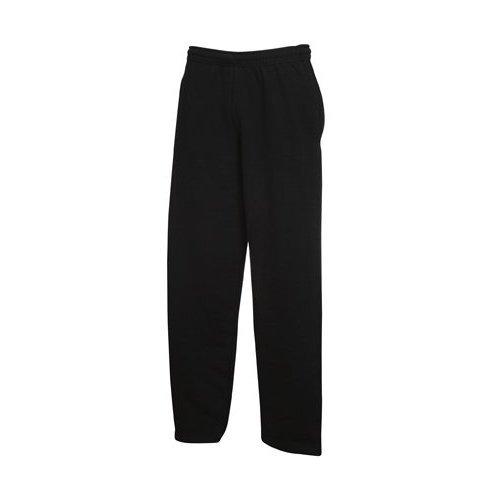 Fruit of the Loom,Pantaloni da Jogging Black Medium