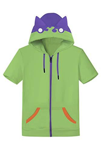 SK8 The Infinity Miya Cosplay Chaqueta Disfraz de Miya Chinen Camiseta con...