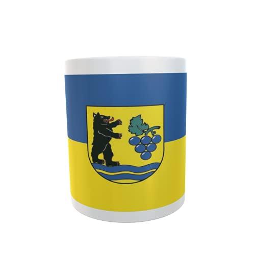 U24 Tasse Kaffeebecher Mug Cup Flagge Grenzach-Wyhlen