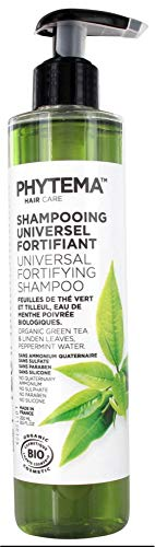Phytema Hair Care Shampooing Universel Fortifiant Bio 250 ml