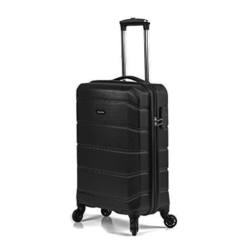 Maletas de Cabina 55x40x20 Tamaño Máximo Ryanair/Maleta pequeña Viaje rigida en ABS...