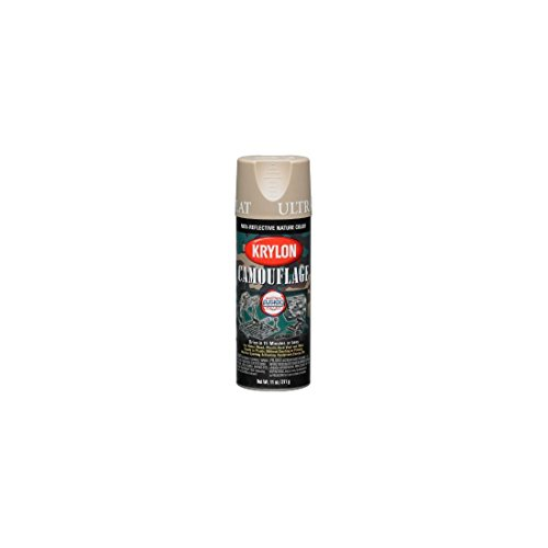 KRYLON Camouflage Paint with Fusion Technology (Sand)