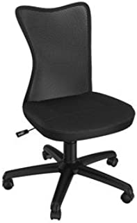 Z-Line Designs Mesh Task Chair, Black