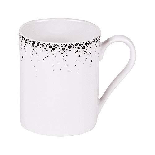 Table Passion - Mug 27 cl borealis gris (lot de 6)