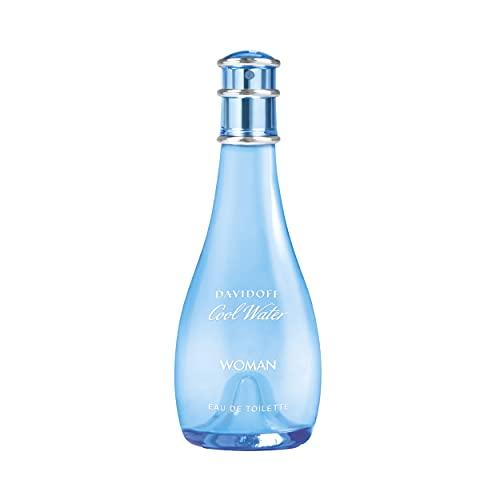 Cool Water by Davidoff for Women 3.4 oz Eau de Toilette Spray