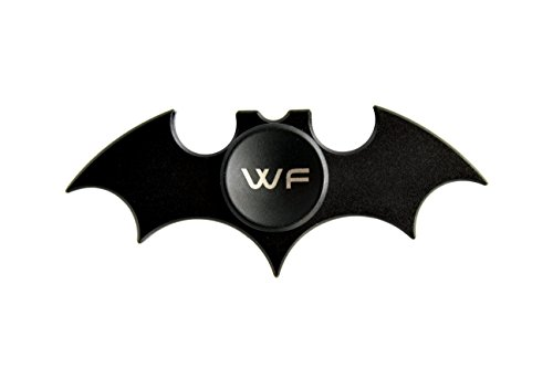 WeFidget Original Metal Bat Spinner, Quality Finish, Weighted