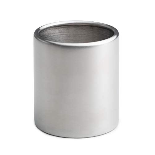 h?fats - Spin Bioethanol Refill Tin 120 Made Of Stainless Steel Without Fuel Gel - Accessory For Spin 120