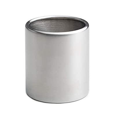höfats - Spin Bioethanol Refill Tin 120 Made Of Stainless Steel Without Fuel Gel - Accessory For Spin 120