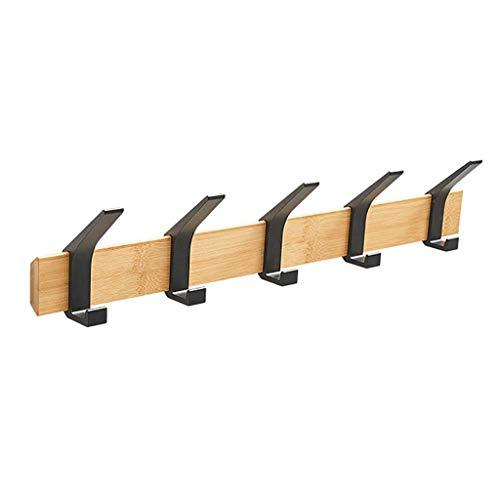 Perchas y ganchos resistentes para colgar abrigos para colgar en la pared o para sombreros, ganchos decorativos de metal, percha para ropa, sombreros, robotas, toallas fuertes y resistentes