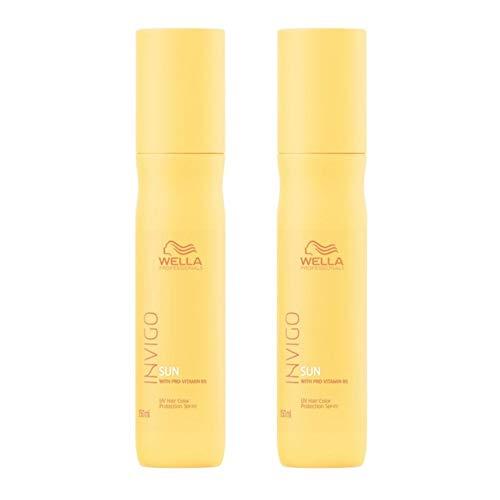 Wella Professionals Sun Schutz Spray für feines bis normales Haar Duo Pack 2x 150ml