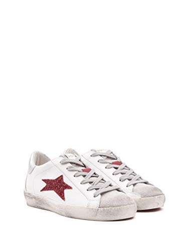 Ishikawa 1606 D Bianco Glitter Rosso (37)