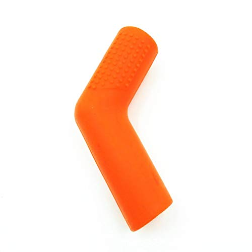 Protector de calcetín de cambio de motocicleta de goma multicolor, protector de...
