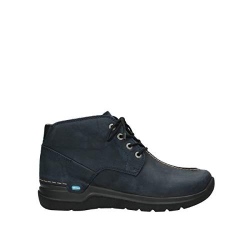 Wolky Damen Stiefeletten 06602-11800 Omani blau 553937