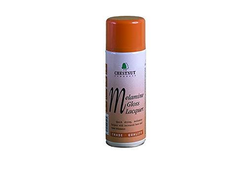 Chestnut MGL400 Melamin-Glanzlack, 400 ml, Sprühdose