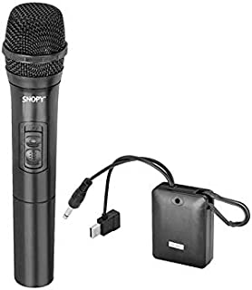 Snopy SN-V33 Mikrofon, Siyah