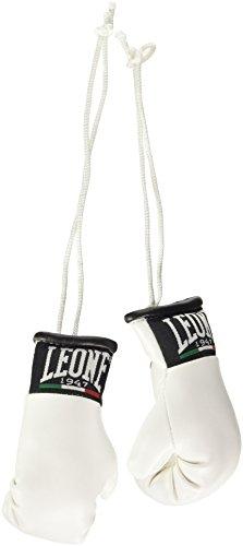 Leone 1947 Ac911 Boxhandschuhe für Rückspiegel, Weiß, Einheitsgröße