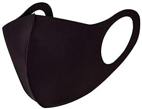 12 piezas de algodón tanto para hombres como para mujeres, ajustable, transpirable, adecuado para exteriores, color negro (12 pcs, Black)