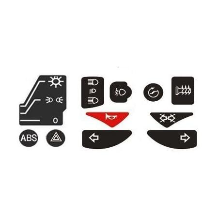 R1150gs R1150r R1150rs R1150s Aufkleber Piktogramme Für Schalter Bedienelement Armaturen Auto