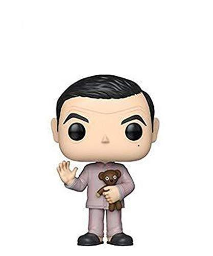 Funko Pop Television 786 - Mr. Bean - Mr. Bean Pajamas (Chase)