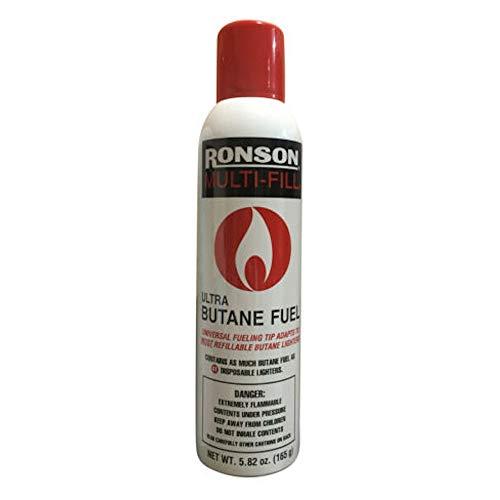 Ronson Multi-Fill Butane 165 Gram