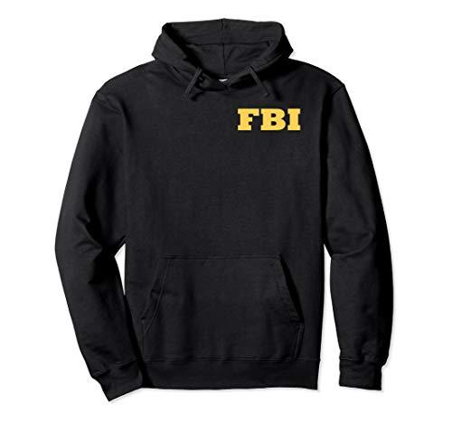 Federal Bureau of Investigation FBI Law Enforcement Hoodie