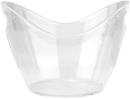 In a popularity WJCCY Acrylic White Ice Container Rare Buck Champagne Buckets