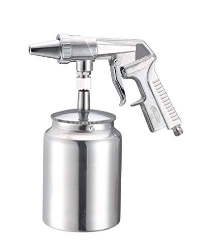 ORAZIO HK Pistola de chorro de arena para eliminar la pintura u óxido de coches o camiones 222250