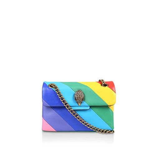 Kurt Geiger London Mini Leather Kensinton Bag Multicolor Size: Talla única