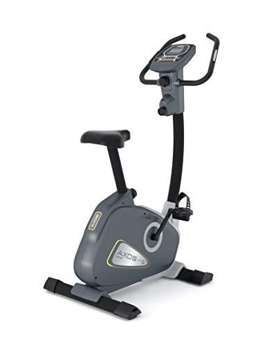 Kettler Cyclette Avior M, 6 kg, 8 livelli di resistenza, carico massimo 110 kg, computer LCD di allenamento