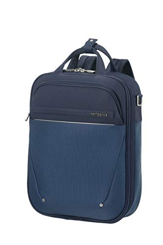 SAMSONITE B-Lite Icon - 3-Way Laptop Backpack Exp Rucksack, 40 cm, 18 Liter, Dark Blue
