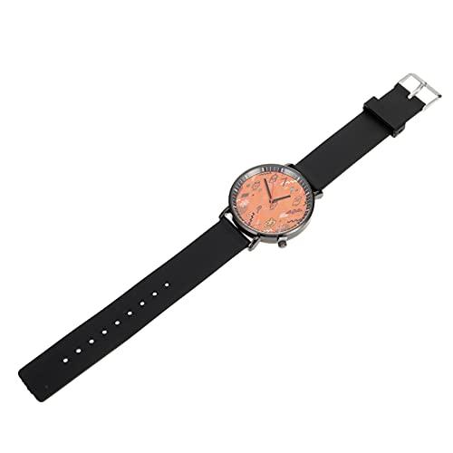 ibasenice Relojes de Halloween Relojes Fantasma Calabaza Vintage Gótico Digital Reloj de Pulsera Ajustable a Prueba de Agua Relojes Regalo Fiesta de Halloween Suplies