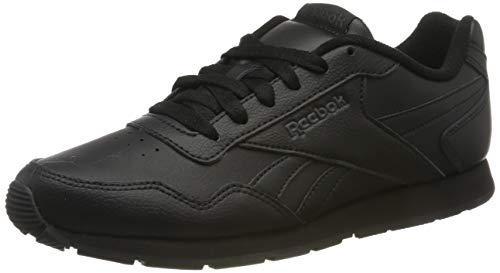 Reebok Glide, Zapatillas de Gimnasia para Mujer, Negro (Black/DHG Solid Grey Royal Black/DHG Solid Grey Royal), 37.5 EU