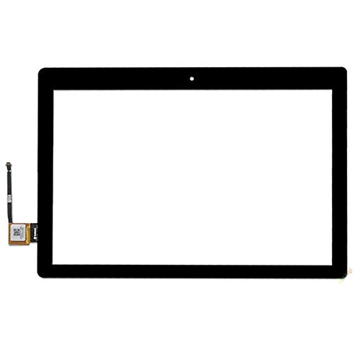 GuosB LCD touch screen Touch Panel for Lenovo Tab E10 TB-X104N/F (Black) (Color : Black)