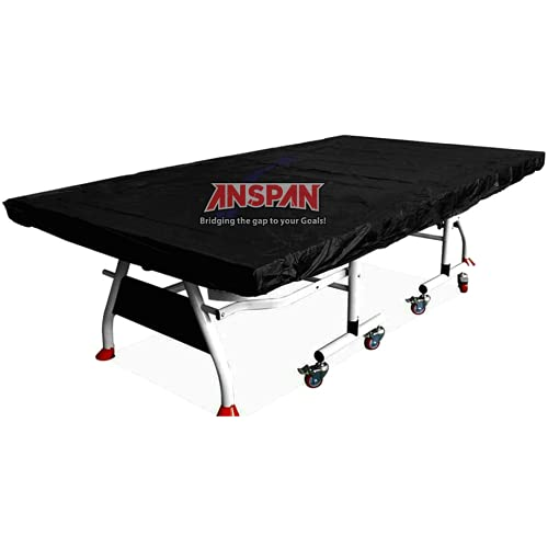 Anspan Table Tennis Table Cover TT Table Cover