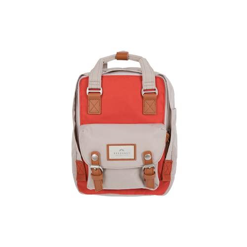 Doughnut MACAROON Rucksack MINI Unisex 7L mit Tabletfach I Studenten-Rucksack funktionell & handgefertigt I ideal als Reise-Rucksack oder leichter City-Rucksack I Daypack