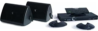 ClearOne 930-154-100 Interact at Audio Conferencing Bundled with Two Mic, Dialer & Wall Speaker