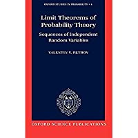 Limit Theorems of Probability Theory: Sequences of Independent Random Variables (Oxford Studies in Probability)【洋書】 [並行輸入品]