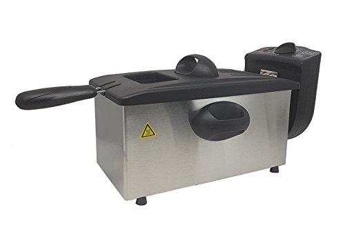 Jordan Friggitrice elettrica Professionale 2000W 3 l cestello Estraibile DF-300A