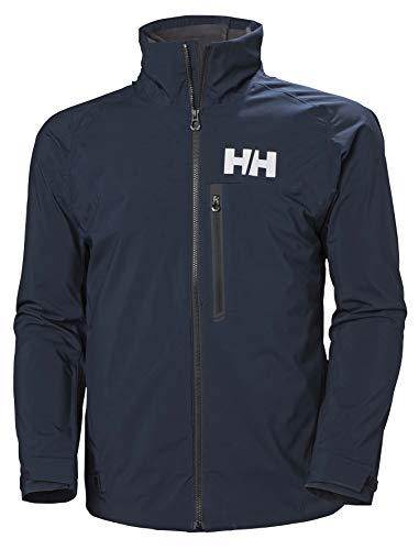 Helly Hansen HP Racing Midlayer Lifaloft Cuello Forro Polar Deportes Navegación Chaqueta...