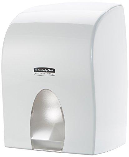 Kimberly-Clark Professional 9962 Dispensador de toallas secamanos interplegadas, Blanco