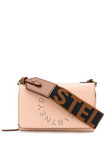 Luxury Fashion | Stella Mccartney Dames 700013W85426802 Roze Polyester Schoudertassen | Lente-zomer 20