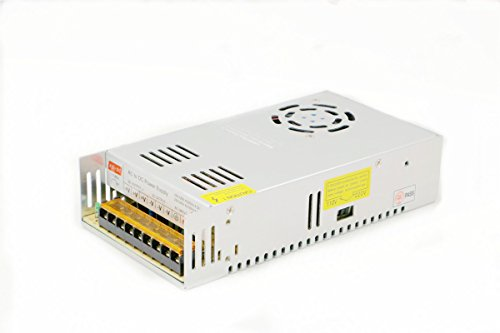 Alimentatore universale di commutazione Cortocircuito cortocircuito e sovraccarico AC100-260V DC5V 2A-60A