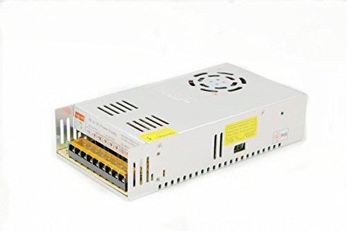 Lianshi - Fuente de alimentación conmutada - Universal - Protección contra cortocircuitos y sobrecargas AC100-260V / DC5V 2A-60A, KGDY560