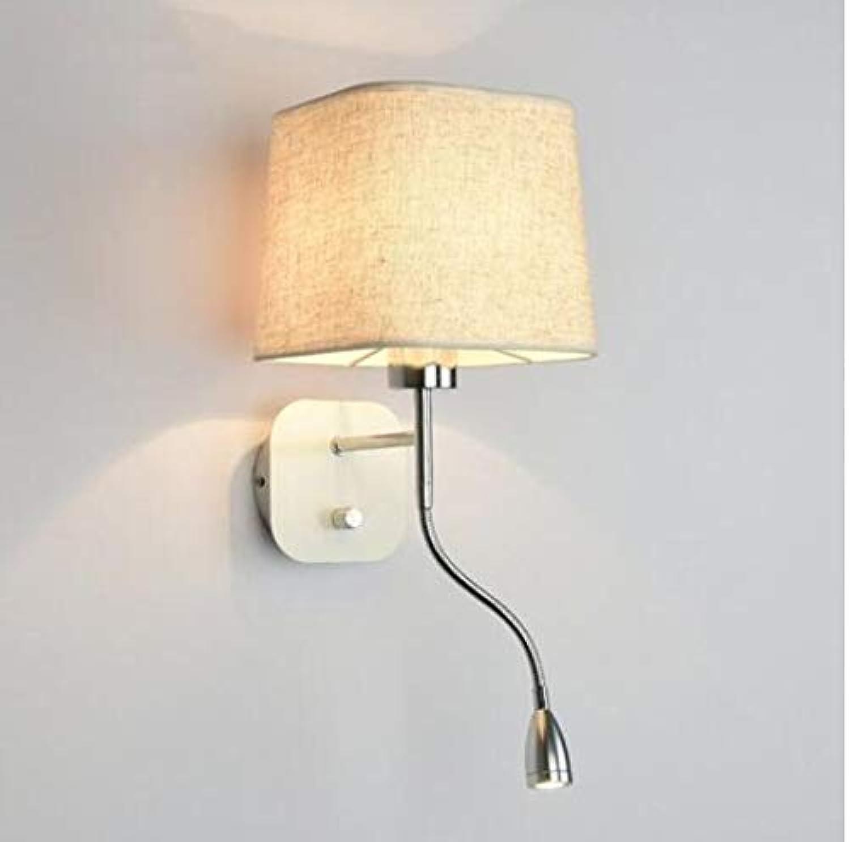 Tischleuchte Segmented Knob Switch LED-Scheinwerfer E27 Hauptlicht Wandleuchte für Restaurant Bar Island Gang Dekoration (Farbe  Metallsockel)