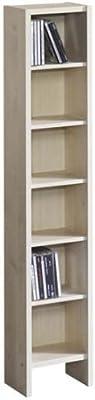 FMD 210-001 Hallo 1 Bibliothèque 19,5 x 105 x 16,5 cm Érable