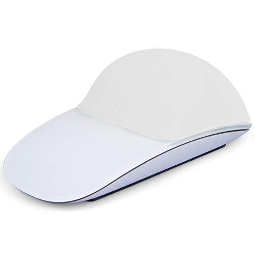Mello Silicone Cushion for Apple Magic Mouse 1 & 2 (Marshmello White)