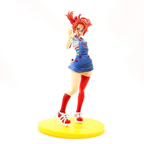 DGSPGD Ghost Baby Bride 4 Back Soul Girl Chuck Horror Beautiful Girl Toy Game Anime Peripheral Game Toy Decoration Game Collection Gift